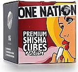 One Nation Shisha Kohle Naturkohle 1kg...